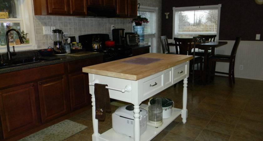 Mobile Home Kitchen Remodel Makeover