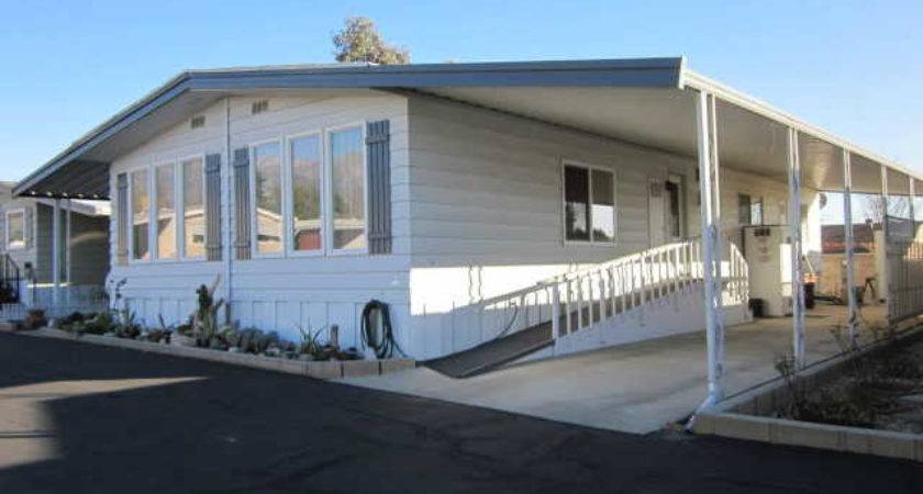 Mobile Home Land Manufactured Sale