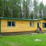 Mobile Home Log Cabin Storage Shed Hunting Rocky Mountain