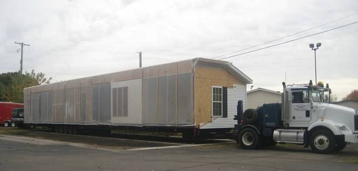 Mobile Home Movers Michigan Avie