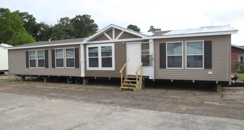 Mobile Home New Homes Clayton Double Wide