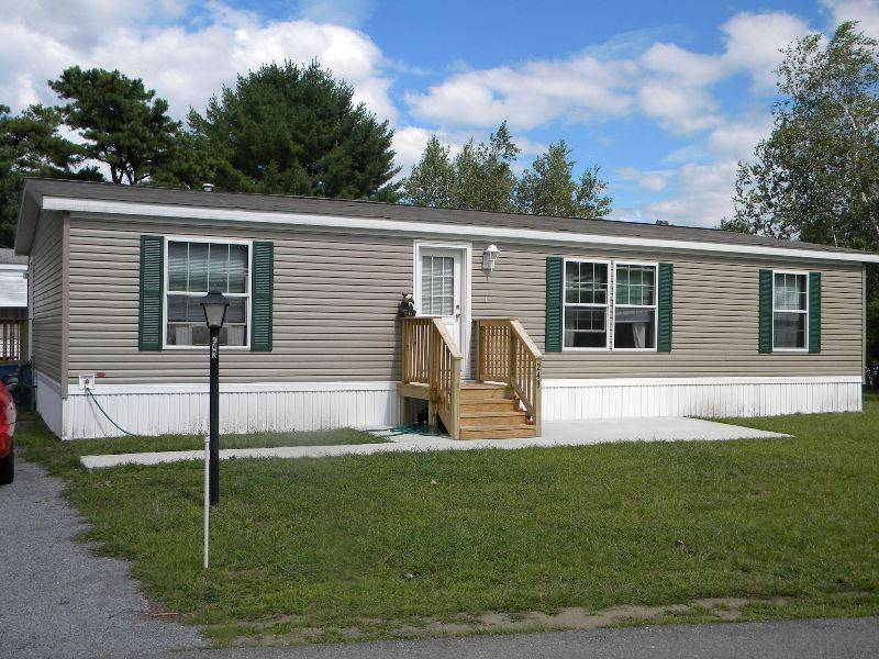 Mobile Home New Homes Pine Grove Single Section