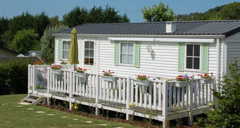 Mobile Home Owner Camping Normandie Verblijjf Kopen