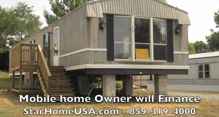 Mobile Home Owner Finance Trailer Sale Kentucky Youtube