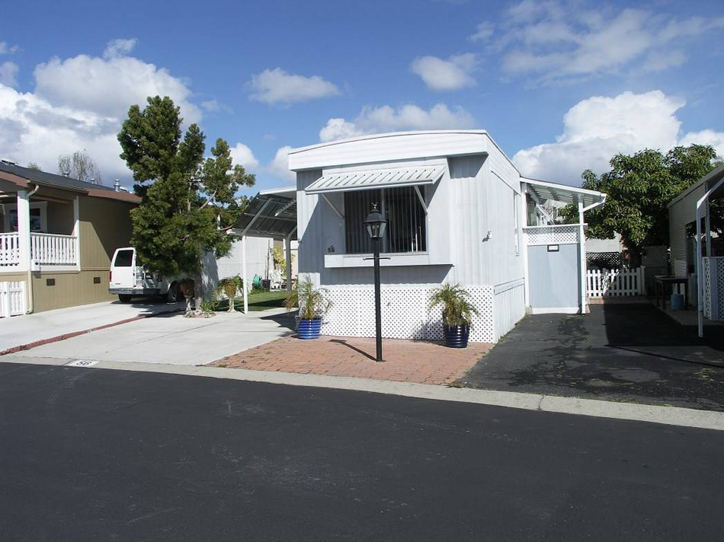 Mobile Home Park Rent California