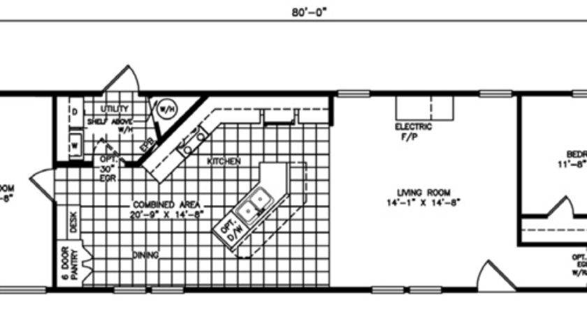 Mobile Home Plans House Design