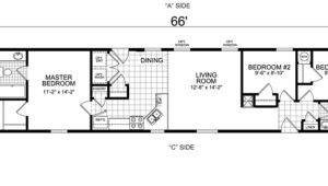 Mobile Home Plans Part Single Wide Can