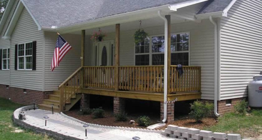 Mobile Home Porches Decks Quotes