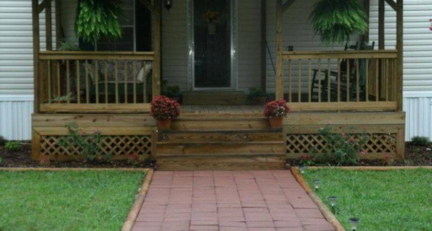 Mobile Home Porches Related Keywords Suggestions