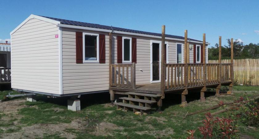 Mobile Home Residential Style Park