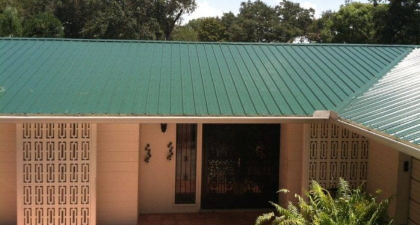 Mobile Home Roofing Lifetime Metal Roof Over Jack Hall