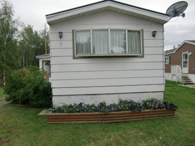 Mobile Home Sale Beautiful Trailer Park Vanderhoof British