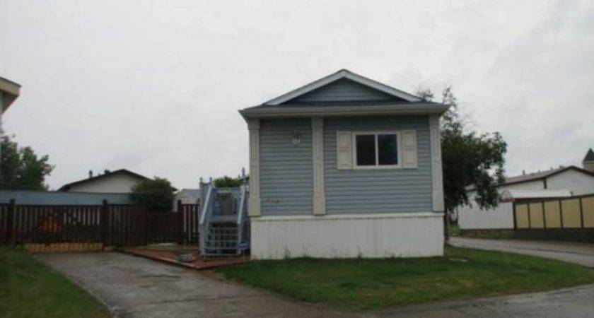 Mobile Home Sale Large Lot Fort Mcmurray
