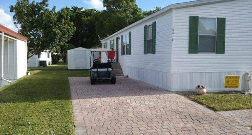 Mobile Home Sale Margate Very Spacious