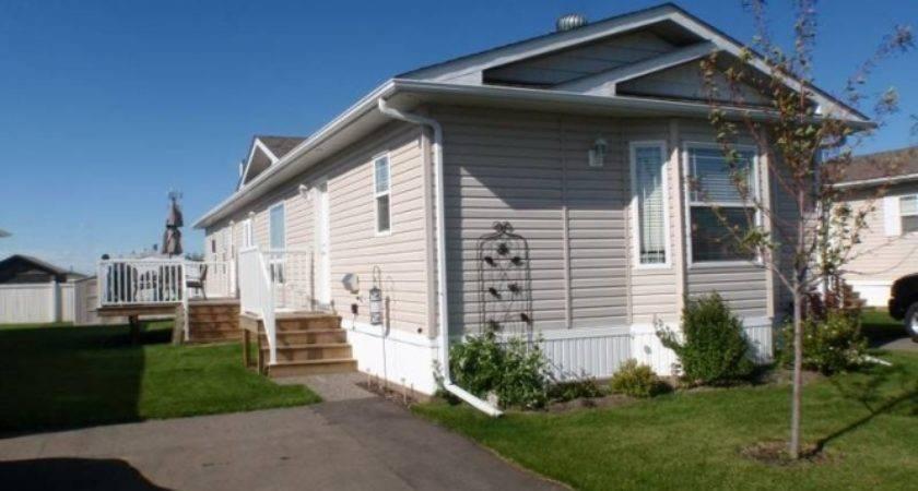 Mobile Home Sale Owner Sherwood Park Alberta Estates
