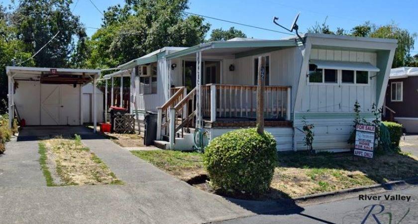 Mobile Home Sale Royal Oaks Manor Medford Oregon