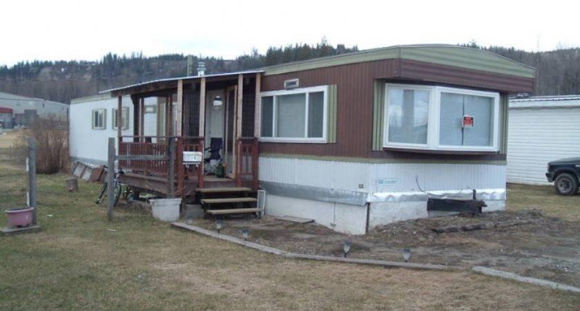 Mobile Home Sale West Quesnel Monarch Trailer Park