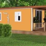 Mobile Home Smart Nuovo Modello Esclusivo Top Camp