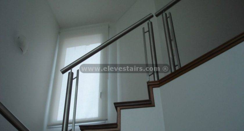 Mobile Home Stair Handrails
