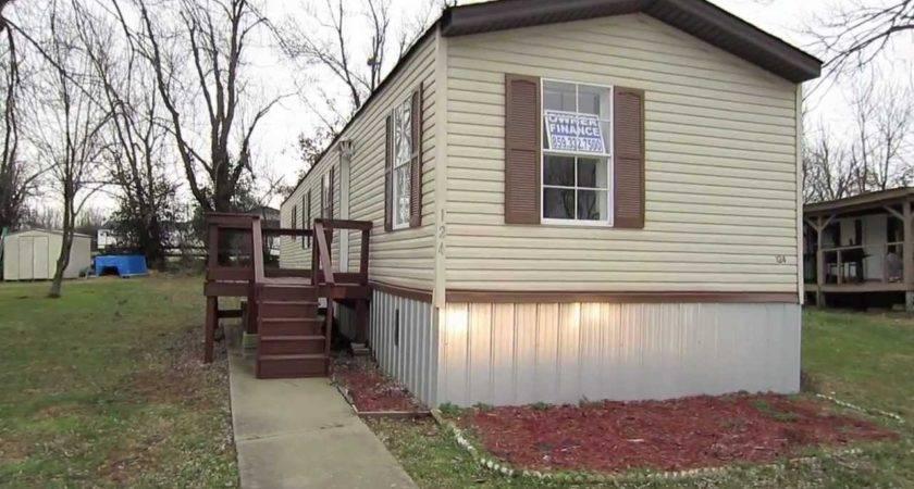 Mobile Home Trailer Sale Owner Finance Danville
