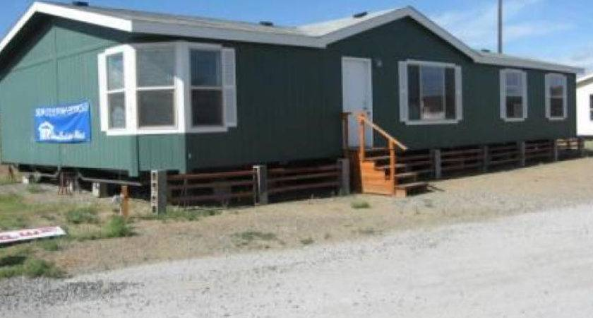 Mobile Homes Adjacent Areas Manufactured Williston North