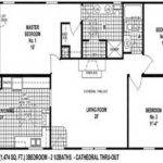 Mobile Homes Double Wide Floor Plan Inspirational