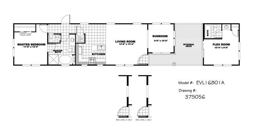 Mobile Homes Floor Plans Home Design Ideas