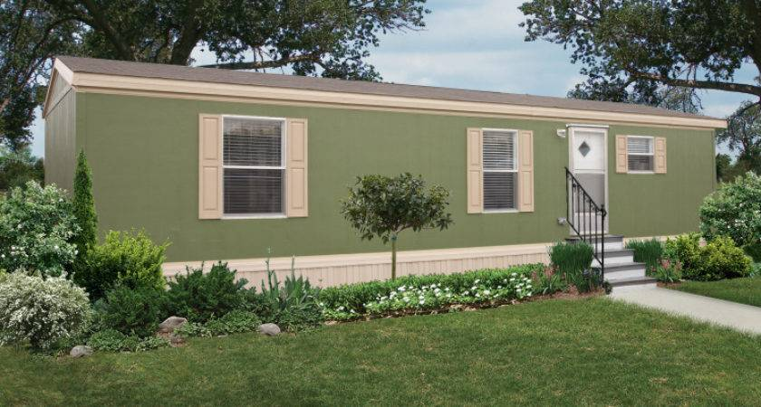 Mobile Homes May Modular Manufactured