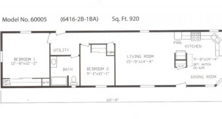 Mobile Homes Plans Greggshomes Biz Singlewide Floor
