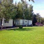 Mobile Homes Rental Camping Sotterum Holland Netherlands