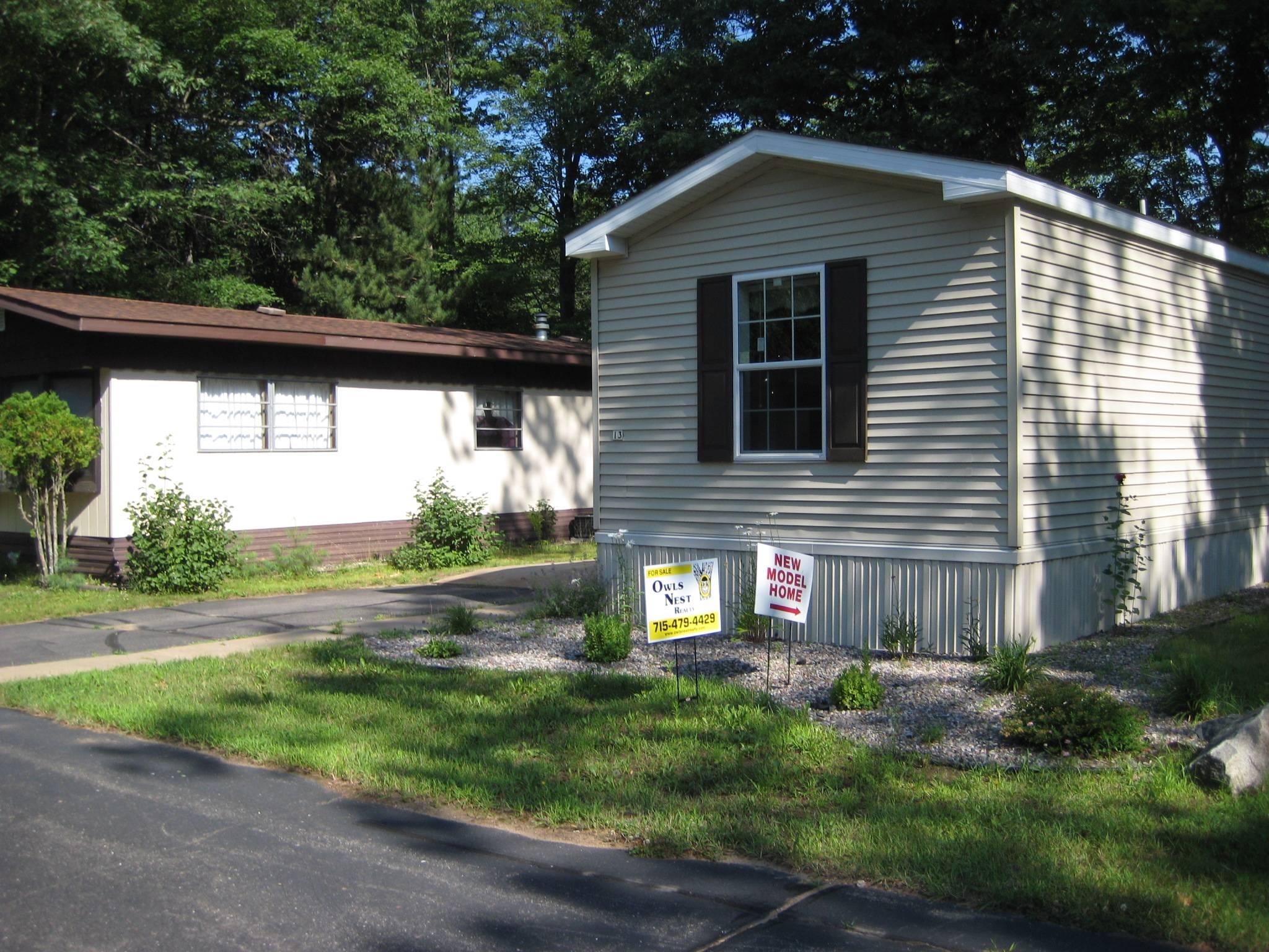 Mobile Homes Sale Architecture
