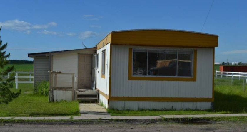 Mobile Homes Sale Good Condition Red