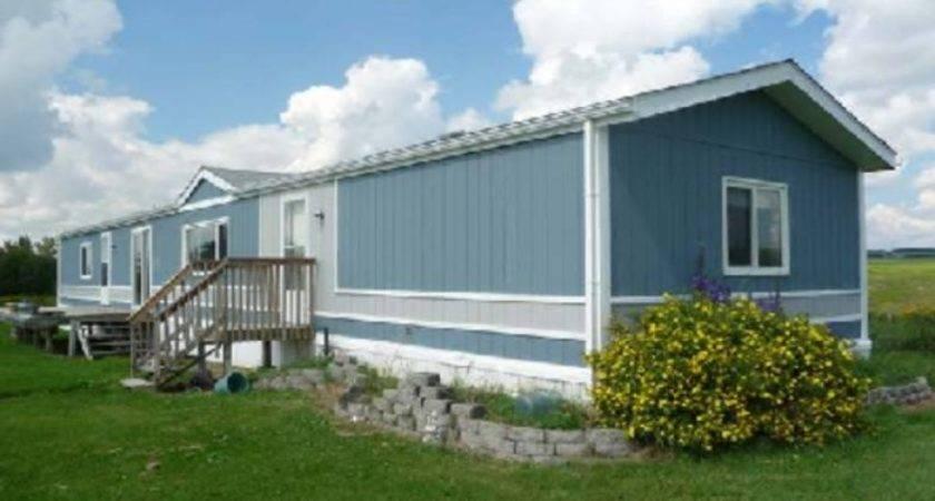 Mobile Priced Move Red Deer Alberta Estates
