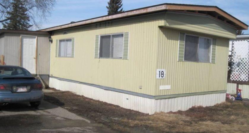 Mobile Trailer Home Sale Coalhurst Alberta