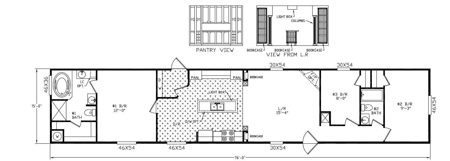 Model Don Mobile Homes
