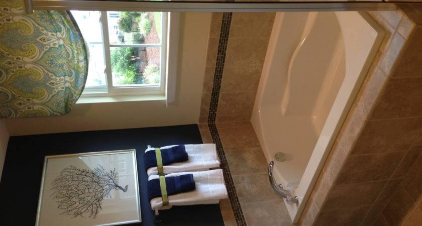 Model Home Bathroom Decor Video Photos