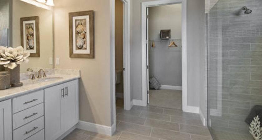 Model Home Bathroom Video Photos