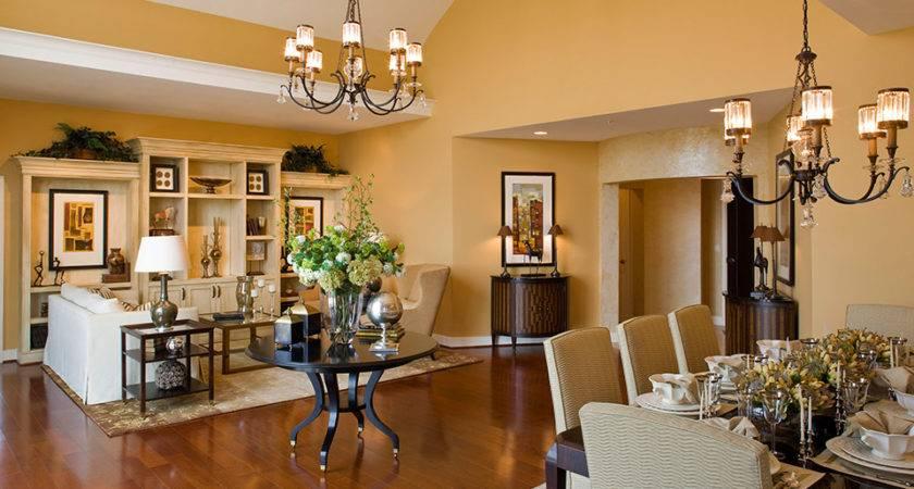 Model Home Interior Design Hartman Group