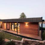 Modern Beachside Prefab Home Australia Archiblox Colorbond