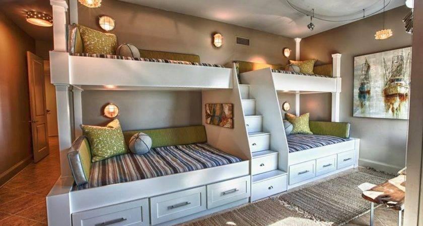 Modern Bunk Bed Designs Creative Ideas