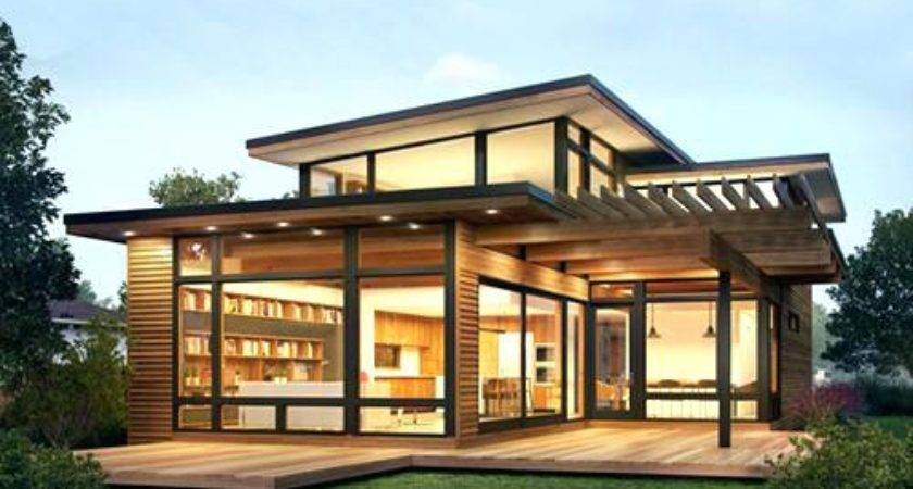 Modern Contemporary Prefab Homes Octees