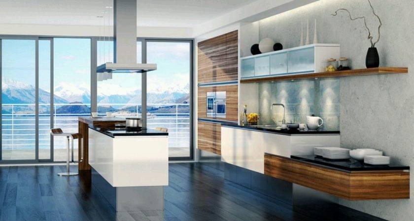 Modern Homes Ultra Kitchen Designs Ideas Huntto
