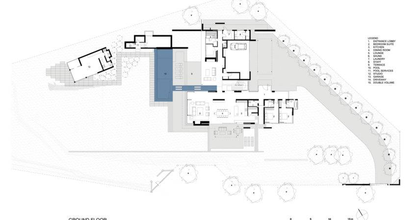 Modern House Floor Plans Cottage Contemporary