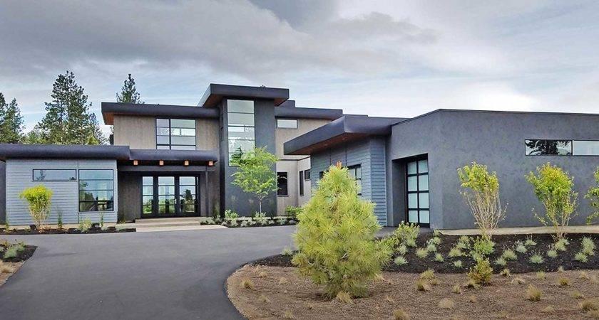 Modern House Plan Master Suites