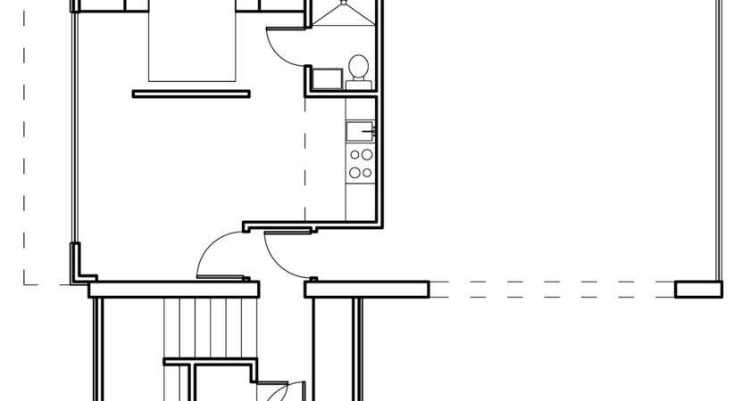 Modern House Plans Contemporary Home Designs Floor Plan