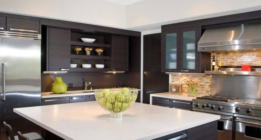 Modern Kitchen Backsplashes Ideas Hgtv