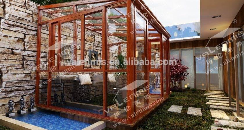 Modern Lowes Sunrooms Design Buy Aluminum Glass Room