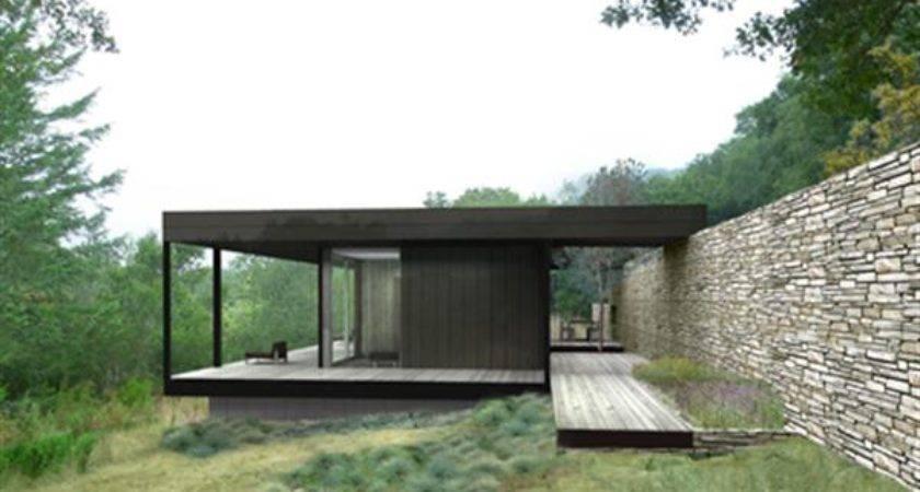Modern Minimalist Prefab House Design Wallace