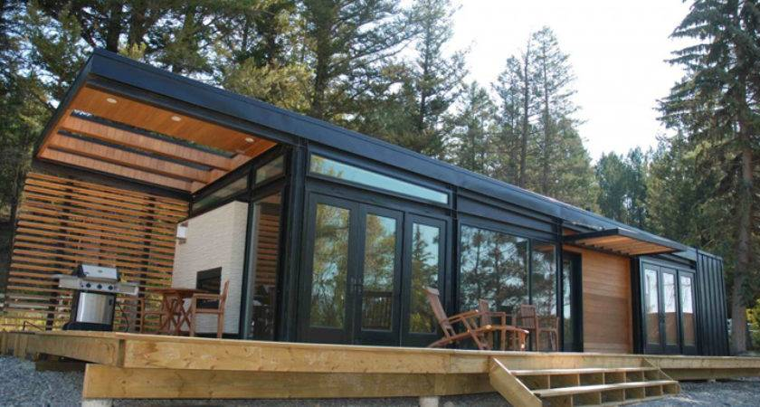 Modern Mobile Homes California Ideas