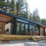 Modern Modular Homes Prefab Cabins Canada